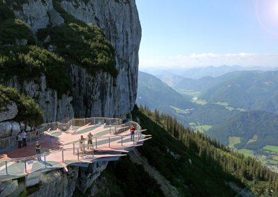 Waidring_Aussichtsplattform_Steinplatte_Waidring