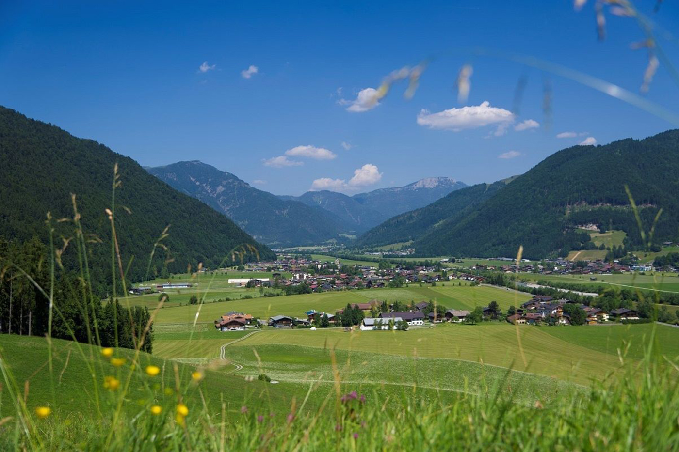 Schneewinkel Tirol - St. Johanner Bergbahnen