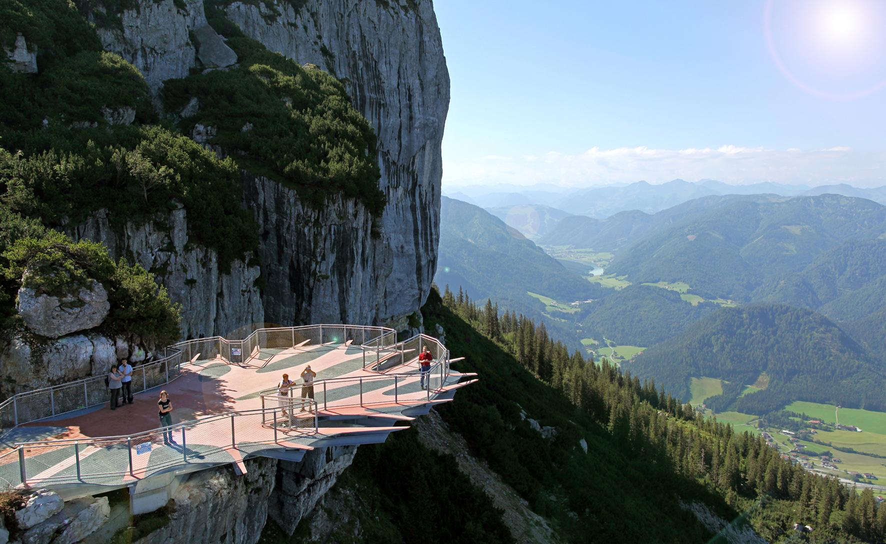 Schneewinkel Tirol - Steinplatte Waidring