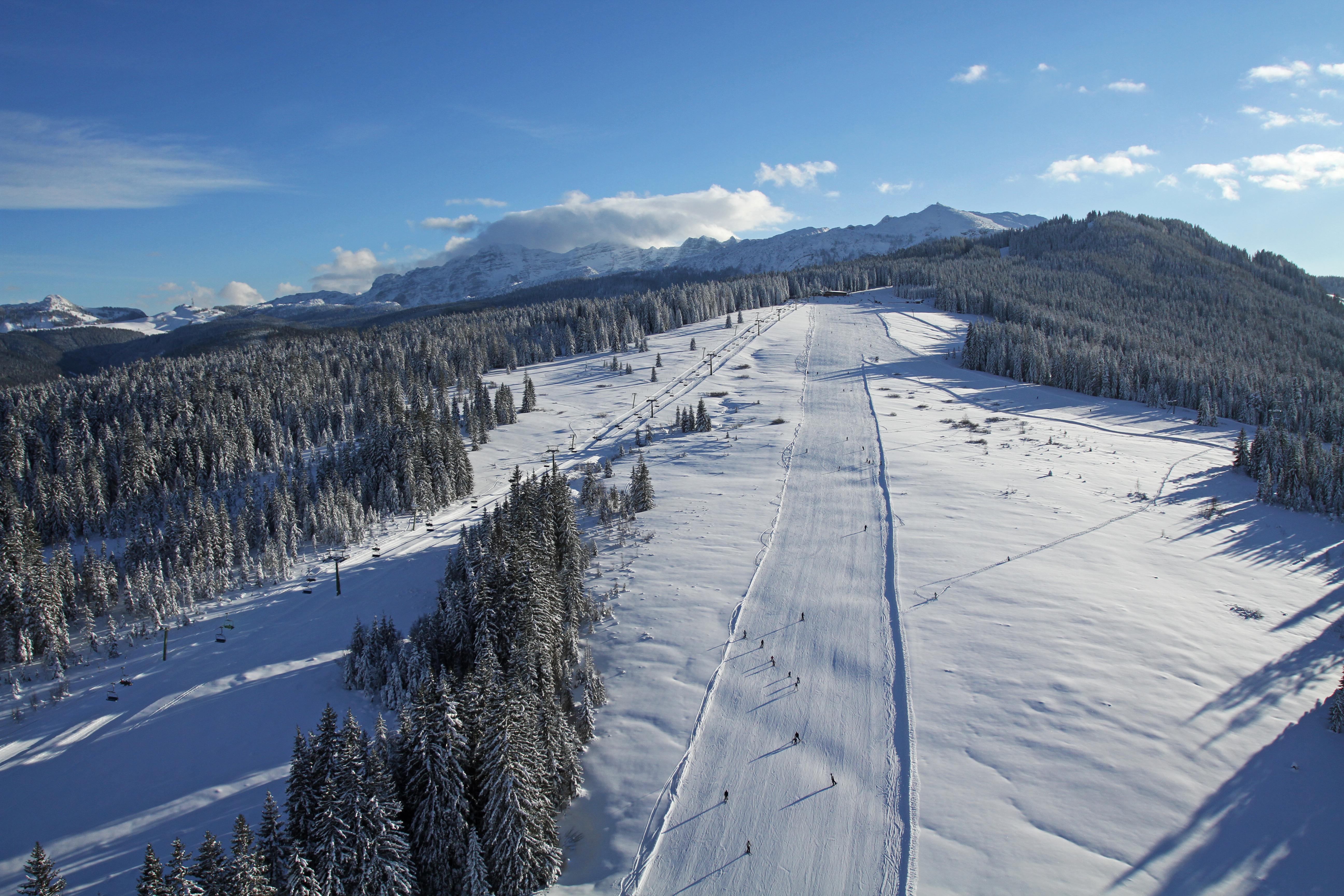 Schneewinkel Tirol - Winklmoos - Reit im Winkl